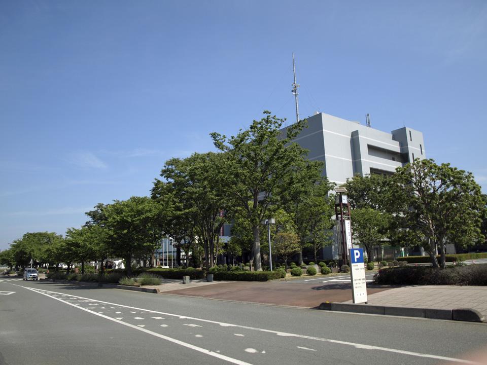 久喜市役所菖蒲総合支所