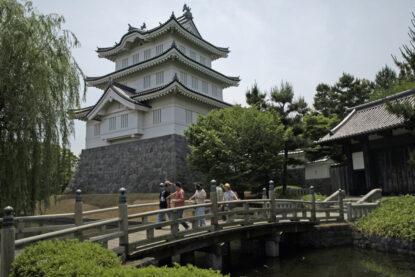忍城っぽい行田市郷土博物館