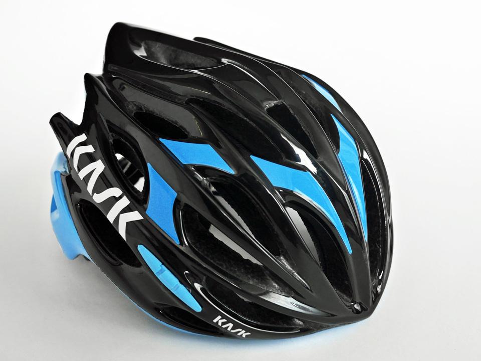 新ヘルメット KASK MOJITO