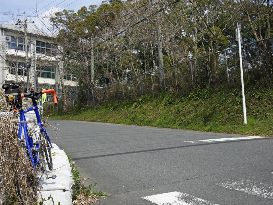 佐倉高校の脇にある坂道は裏門坂なのか?
