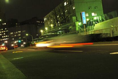 本郷通りの坂