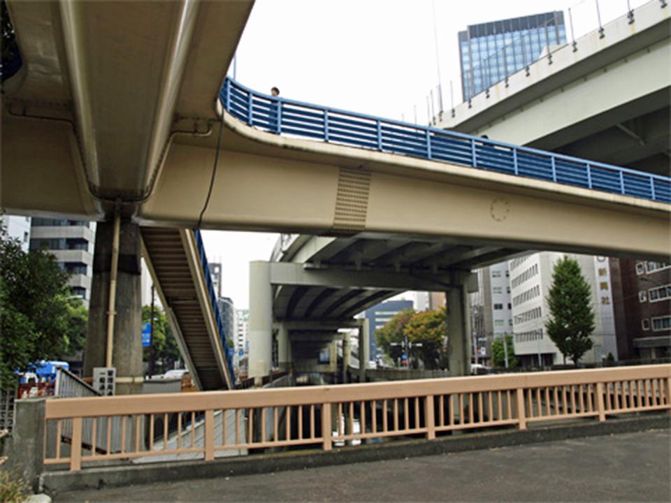 飯田橋から北上