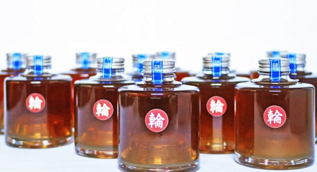 黒糖ウイスキー梅酒[輪]をプチ量産