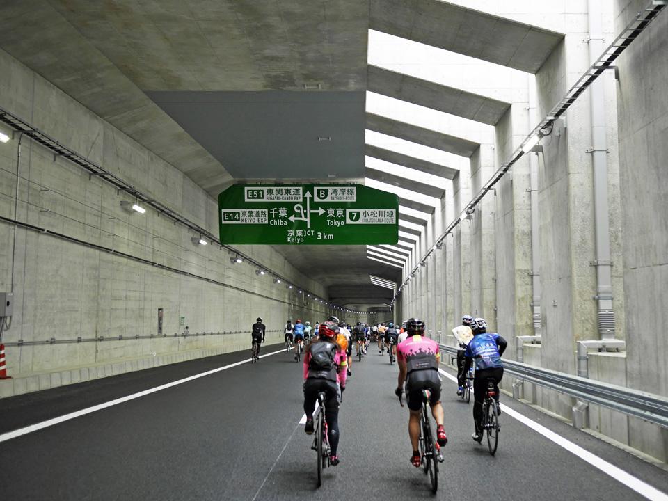 GAIKANサイクリング 東京外環を自転車で走る