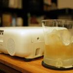 ホームプロジェクター dreamioで Zwiftを10倍楽しむ[鑑賞編]