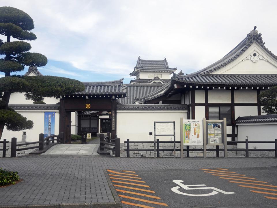 江戸川CRのマイルストーンといえば関宿城博物館