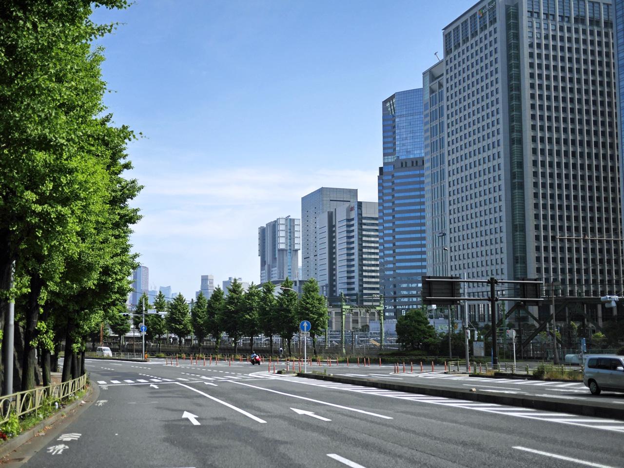 山手通りから第一京浜へ
