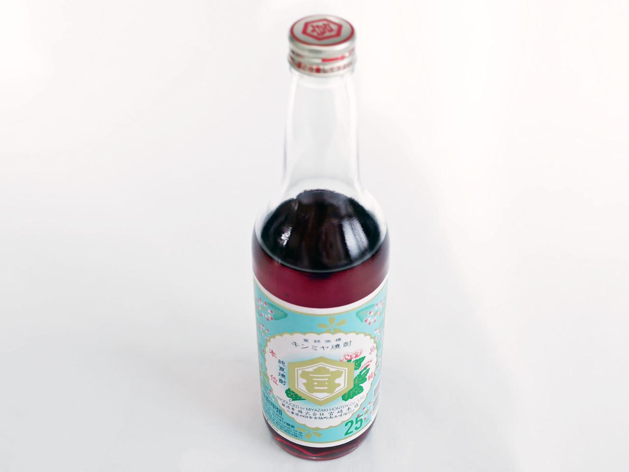 梅酢は茶こしで濾してビンに入れて冷蔵保存