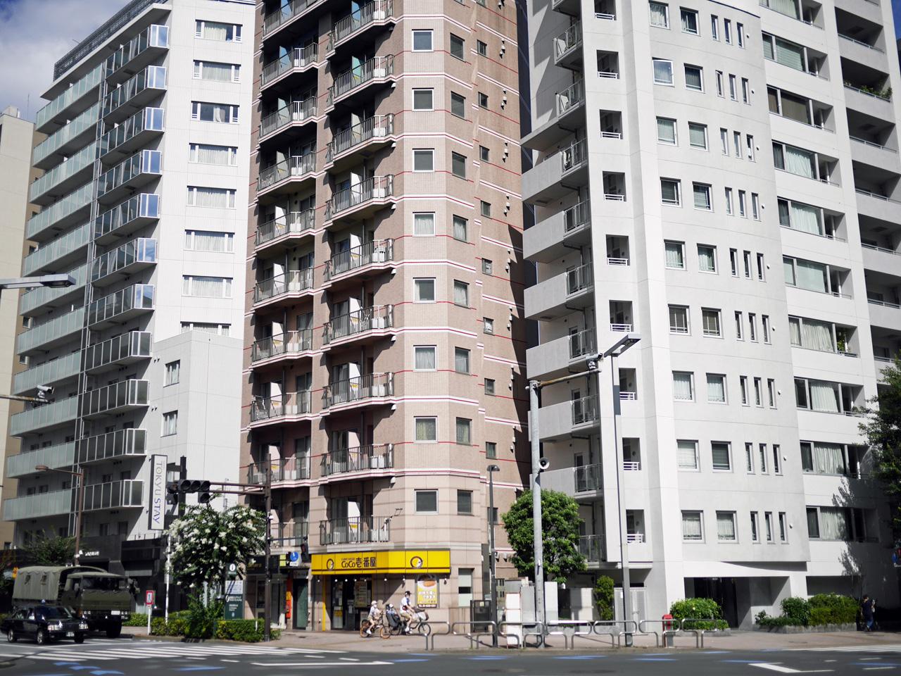 スタジオゼロ新宿社屋があった場所